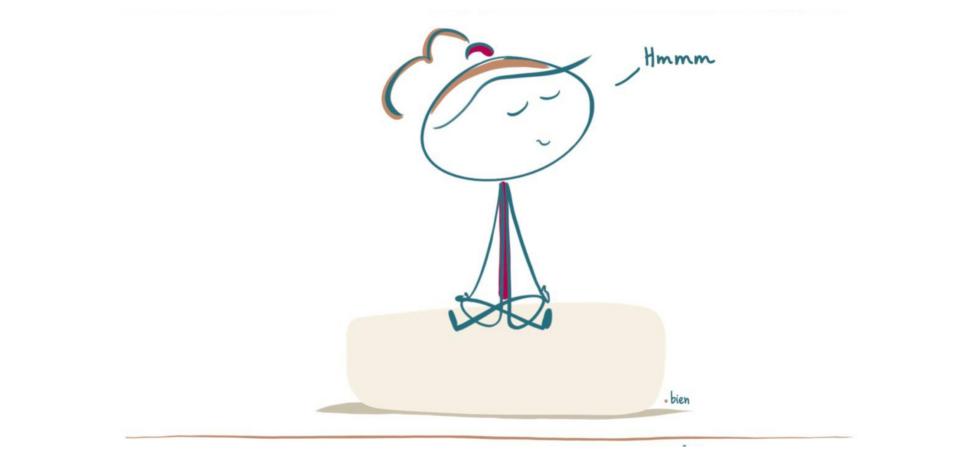 Balans is…voor jezelf zorgen
