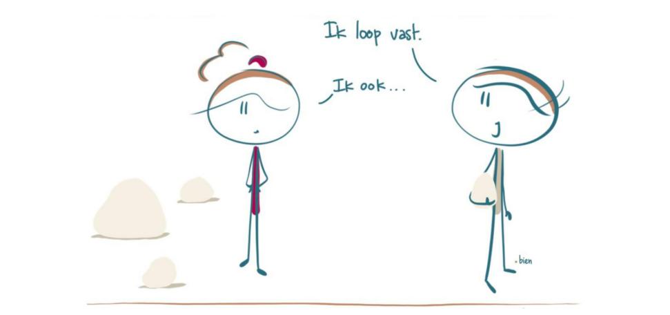 Balans is…keuzes maken