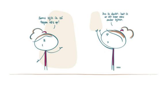 Balans is…verwarrend eenvoudig